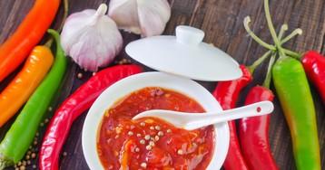 Остро-сладкий соус чили