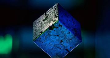 El cubo de uranio de Heisenberg y el fallido reactor nuclear nazi