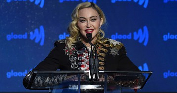 Madonna Talks Advocacy and the Need for Love at GLAAD Media Awards New York