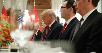 Trump threatens to raise tariffs on $200B worth of Chinese goods to 25 percent