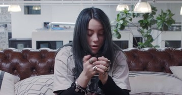 Billie Eilish Calls Childish Gambino a 'God,' Says Eminem 'Freaked the F*ck' Out of Her