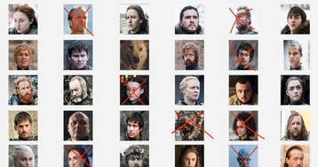 """Create your own """"Game of Thrones"""" season 8 death pool for episode 5"""