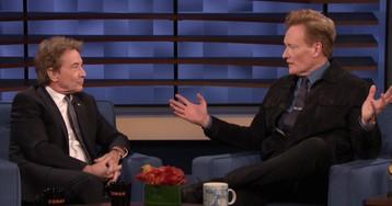 Martin Short's Favorite Late Night Show Is CONAN