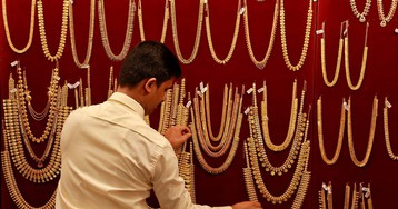 This sleepy Indian town is a mecca of gold jewellery—and a smuggling hotspot