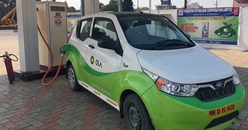 Why India's cabs will likely go electric before its private cars do