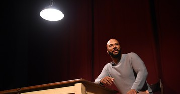 Common Reveals He Was Molested as a Child in New Memoir
