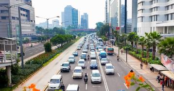 Столица Индонезии уходит подземлю