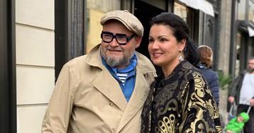Александр Васильев дал консультацию Анне Нетребко за чаем в Париже