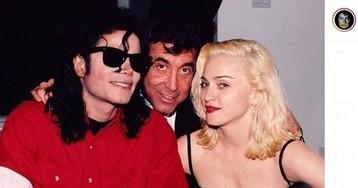 Мадонна заступилась за Майкла Джексона на фоне фильма с обвинениями