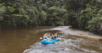 Remos por fusiles en la Colombia profunda