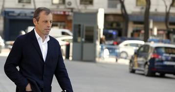 """El fiscal recurre por """"ilógica"""" la absolución de Sandro Rosell por blanqueo de capitales"""