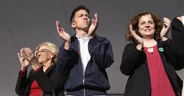 Carmena podrá participar en debates durante la campaña, pero Errejón no