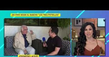 """Vicente Fernández rechazó un trasplante de hígado por si el donante era """"homosexual o drogadicto"""""""