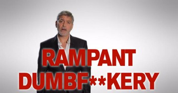 Jimmy Kimmel And George Clooney Launch Campaign For Science