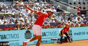 Djokovic saca los colmillos