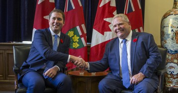 WARREN: Here are the front-runners to replace Andrew Scheer