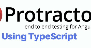 Разворачиваем автоматизацию за пару часов: TypeScript, Protractor, Jasmine