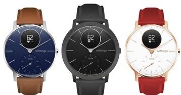 Withings выпустила новые гибридные смарт-часы