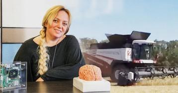 Cognitive договорились с Томском о запуске роботов-комбайнов осенью 2019