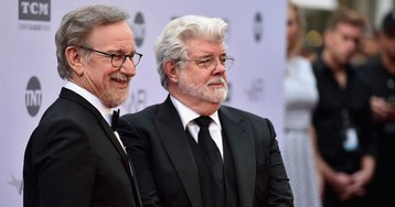 Hear George Lucas' First Screening of Star Wars as Recreated in a New Narrative Podcast Called Blockbuster