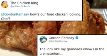 27 Times Gordon Ramsay Got Furious at Other People's Food on Twitter