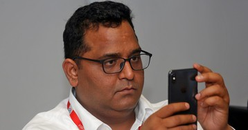 """Paytm CEO suddenly has no problem with """"the most evil"""" company's WhatsApp Pay"""