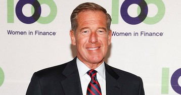 All has been forgiven for Brian Williams at NBC