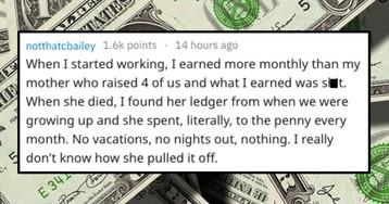 17 People Share What Made Them Realize They Grew Up Poor