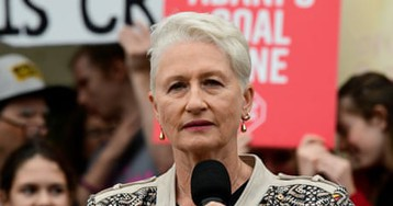 Homophobic emails against Kerryn Phelps referred to counter-terrorism squad