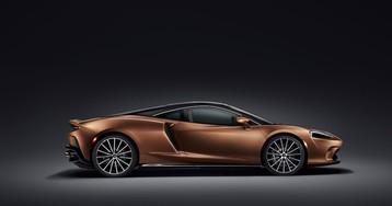 McLaren Unveils New GT Supercar & It's a 203mph, $210K Work of Art