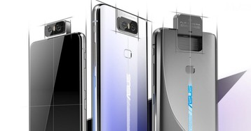 ASUS announces the ZenFone 6 with a Snapdragon 855, 5,000mAh battery, and a flip-up camera