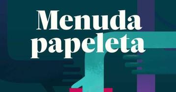 'Menuda Papeleta', episodio II: mítines rapeados, famosos y misterios