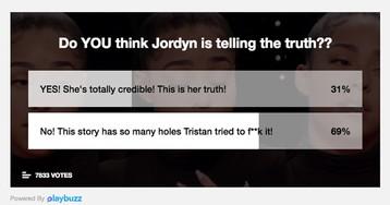 Jada Pinkett Smith Defends Jordyn Woods Interview, Says Jordyn 'Learned A Lot' From Cheating Scandal