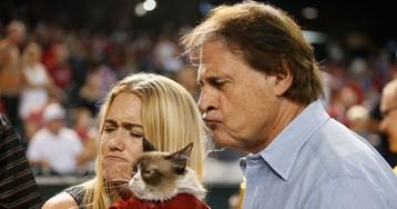 Tony La Russa Says Farewell To His Dear Friend Grumpy Cat