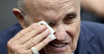 Everything Rudy Giuliani has been selling about Joe Biden in Ukraine is a lie