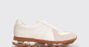 This Tomo & Co Hybrid Puts a Full Air-Style Midsole on a GAT