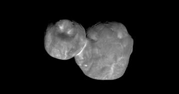 Получены первые результаты об Ултима Туле, находящегося в поясе Койпера