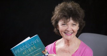 PEACE, LOVE & FIBRE: Hilarious Mairlyn Smith's 'flavour bombs!'