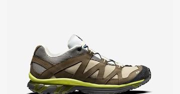The Broken Arm & Salomon Drop New Technical Slides & Runners