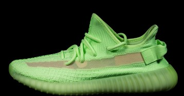 """The adidas YEEZY 350 V2 """"Glow in the Dark"""" is Now Available at StockX if You Missed the Surprise Drop"""