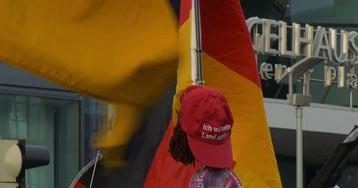 El discurso antinmigración de los radicales arraiga en Sajonia