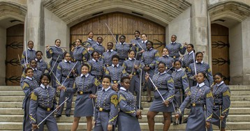 El número de cadetes afroamericanas de West Point hace historia