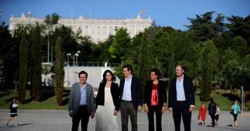¿Qué mejor perspectiva para defender a la unidad de España que el Palacio Real?