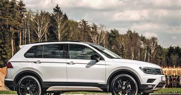 Тест-драйв от Родиона Газманова: Volkswagen Tiguan—  рабочая лошадка