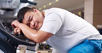 Чтоделать, если занимаешься, новсёравно толстеешь?