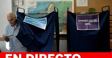 Elecciones europeas 2019: la jornada electoral en directo