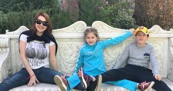 Ирина Слуцкая в третий раз станет мамой