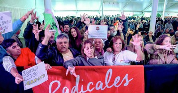 La caída de la imagen presidencial tensa la alianza política que sostiene a Macri