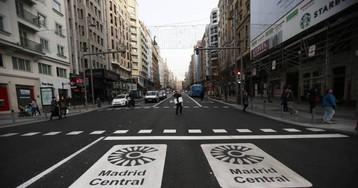 ¿Ha sido la medida de Madrid Central efectiva en términos medioambientales?