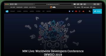 Segunda-feira tem keynote da WWDC19, com cobertura completa do MacMagazine!